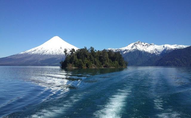 Lago Patagonia Chile