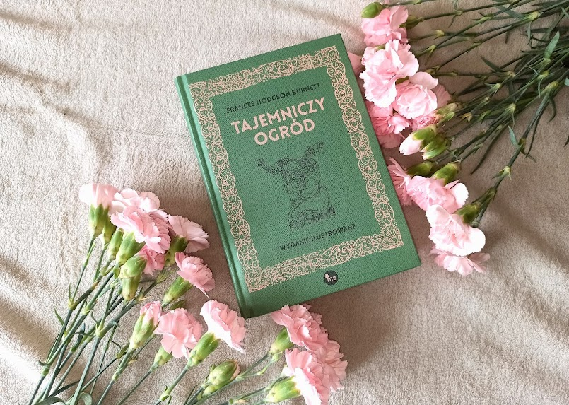 """""""Tajemniczy ogród"""" - Frances Hodgson Burnett"""