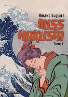 Miss Hokusai tomo 1