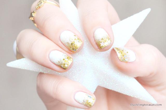 style nail white