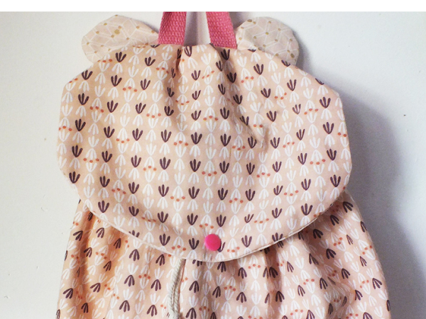 #Tuto : Un sac à dos Souris
