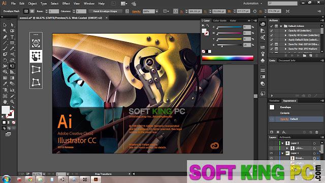 Adobe Illustrator CC 2018 Latest Version Download