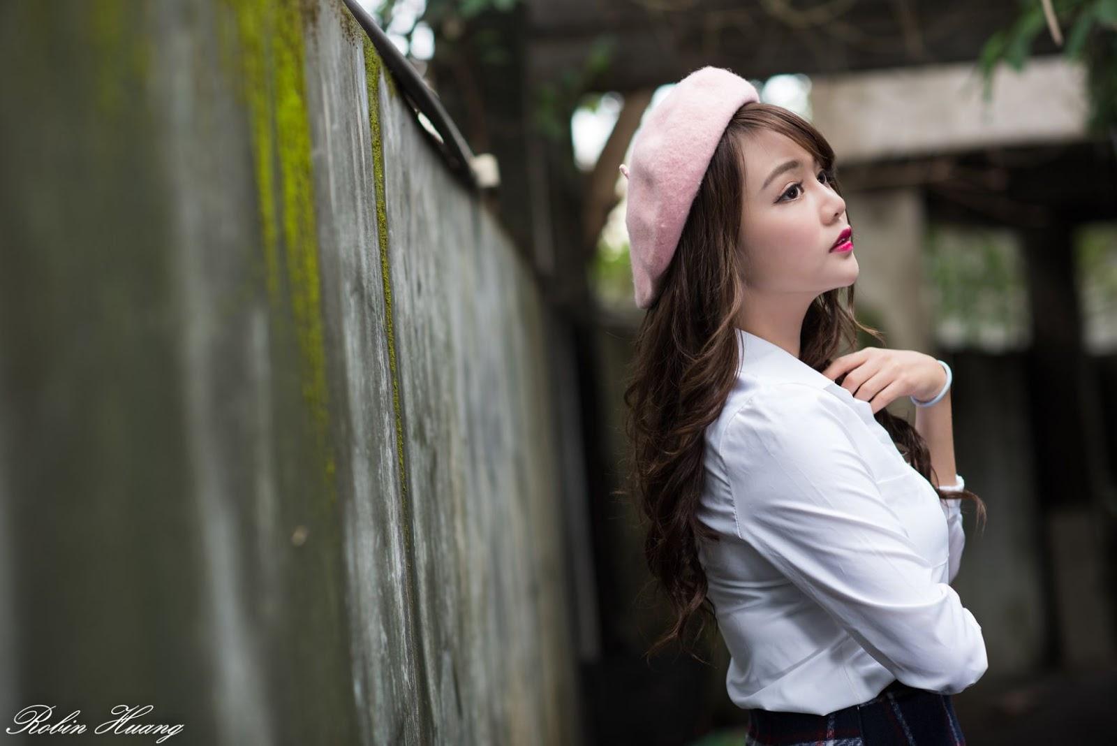 Taiwan Social Celebrity Sun Hui Tong - 孫卉彤 - Huanmin New Village, Truepic.net
