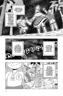 Review de Heraldos, de Blanca Mira y Kaoru Okino - Norma Editorial