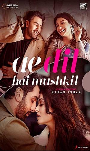Ae Dil Hai Mushkil (2016) 999MB Full Hindi Movie Download 720p Bluray