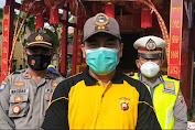 Perayaan Imlek Dimasa Pandemi Covid-19, Kapolres Sekadau Harapkan Masyarakat Patuhi Prokes
