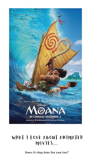 Moana (2016) Where: Samoa, Tonga, Tahiti, Polynesia