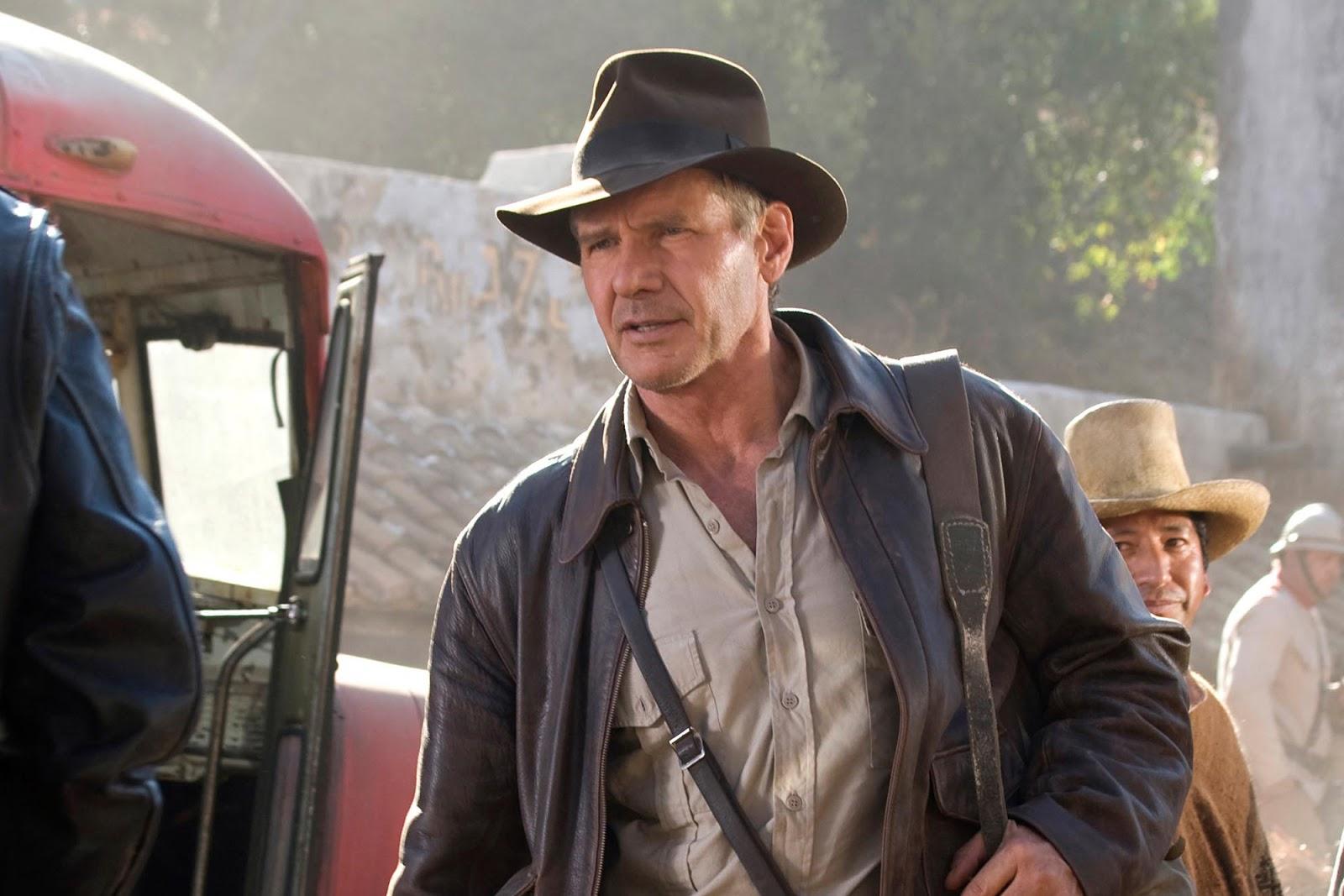 """5º filme de """"Indiana Jones"""" começa a ser filmado em 2020"""