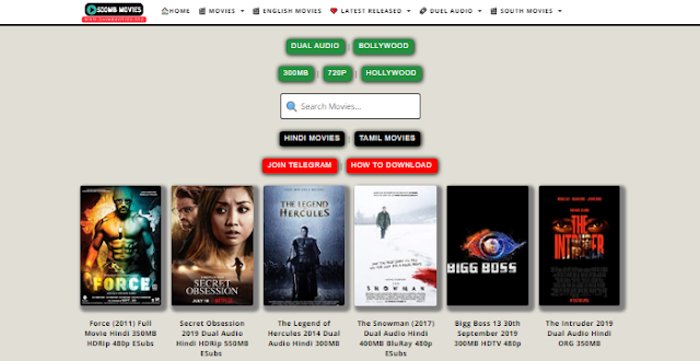 Wordpress Templates For Movies Downloading Website | Free Download