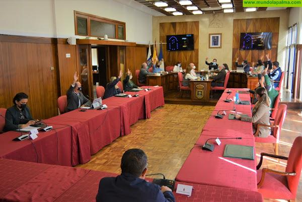 El Cabildo de La Palma aprueba sus presupuestos para el próximo ejercicio