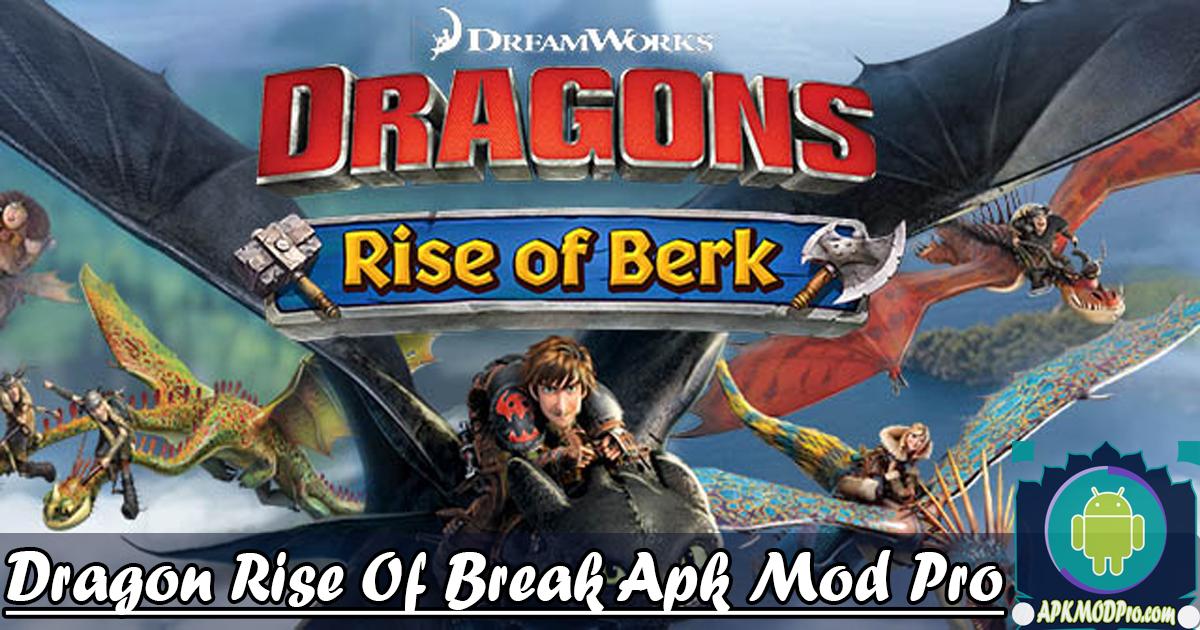 Dragons: Rise of Berk  MOD APK v1.45.20 (Unlimited Runes) Terbaru 2020