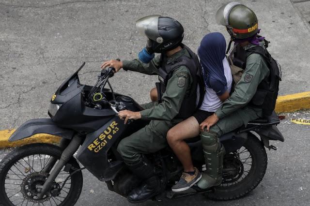 Amnistía Internacional denuncia torturas y detenciones arbitrarias en Venezuela
