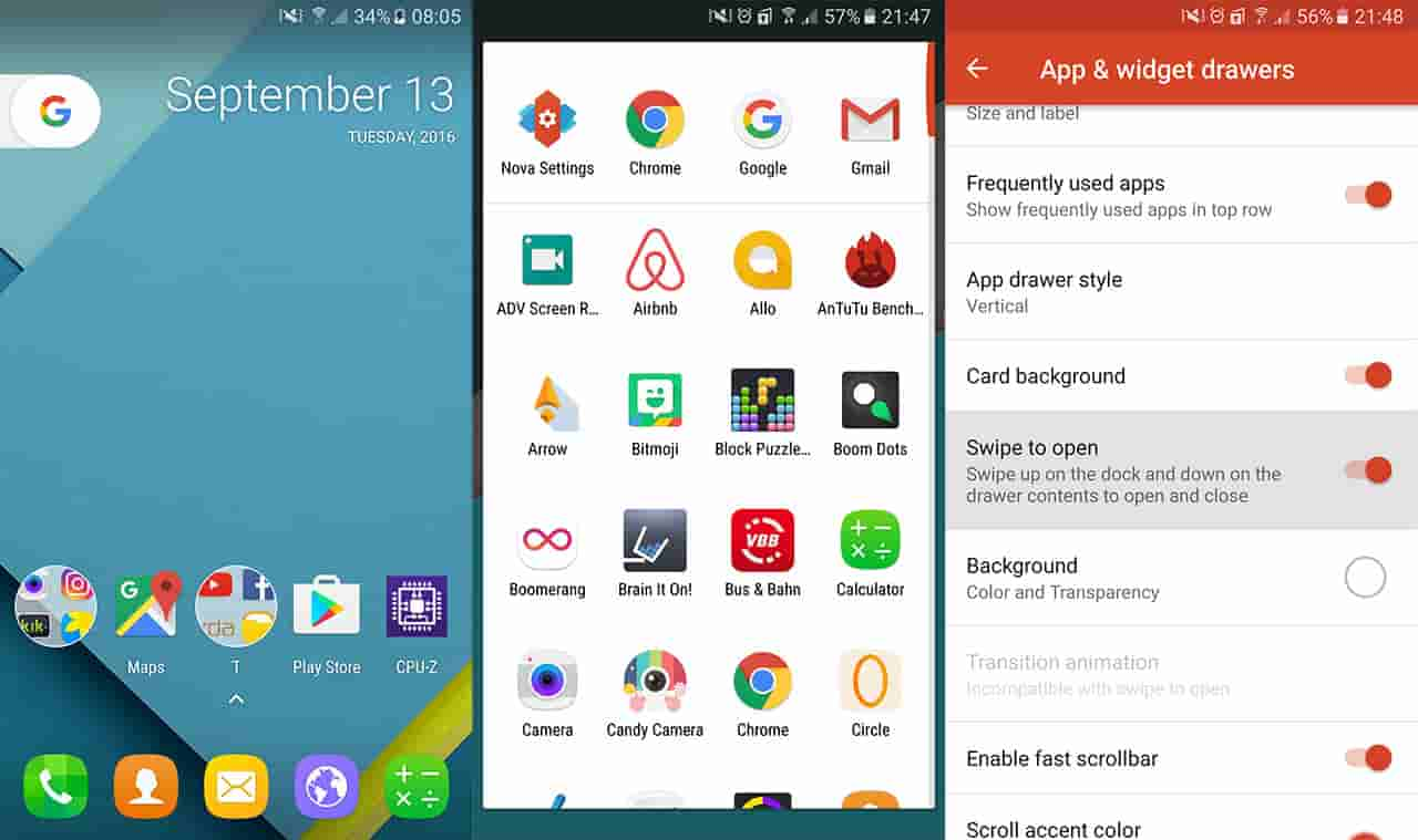 nova launcher prime apk version d cracked