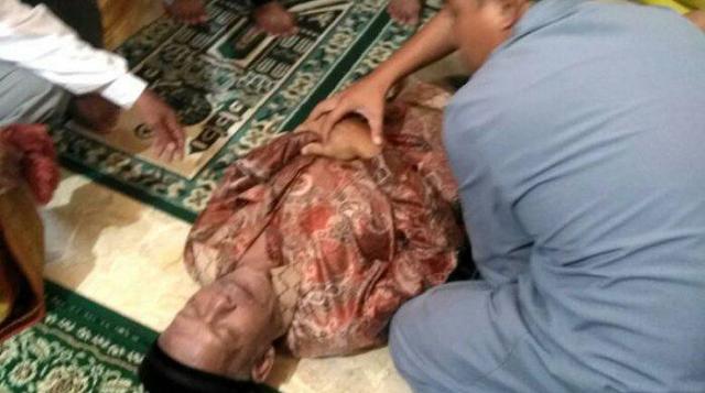 Selalu Jamaah Shalat Lima Waktu, Zakaria Musa Meninggal Saat Shalat Dzuhur di Masjid Gampong Laksana
