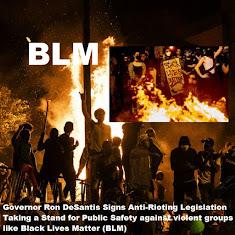 FLORIDA STANDS GROUND Anti-Rioting Legislation to stop BLM riots