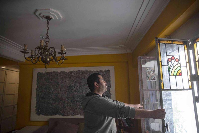 Profesor busca arrendatarios para departamento en plena Plaza Italia