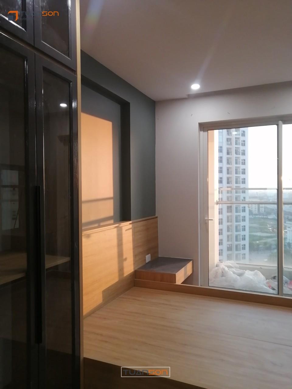 Hoàn thiện nội thất căn hộ 3 phòng ngủ L5 The Link - Ciputra Hà Nội