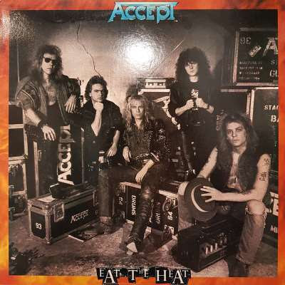 Accept - Eat The Heat