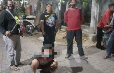 Sering Bacok Warga, Polisi Bungkus 'Pendekar Kecil'