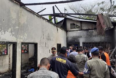 Buntut Kebakaran 'Pabrik' Korek Api, Polisi Tetapkan 2 Orang Tersangka