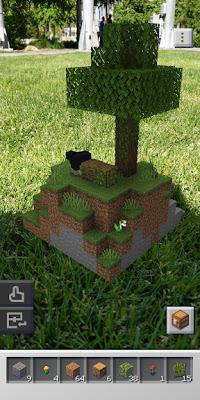 تحميل لعبة المغامرات الجديدة Minecraft Earth النسخة كاملة