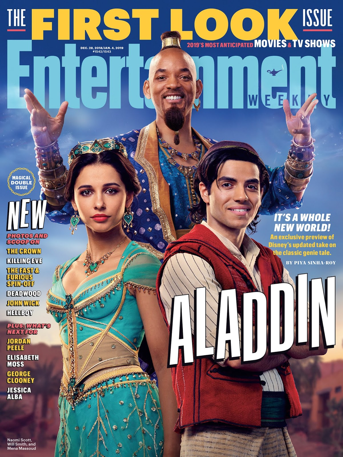 Here's a first look at Guy Ritchie's Aladdin