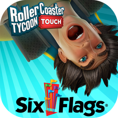 RollerCoaster Tycoon Touch v3.7.1 Apk Mod [Dinheiro Infinito]