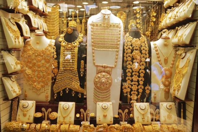أسعار الذهب فى الأردن اليوم الخميس 21/1/2021 وسعر غرام الذهب اليوم فى السوق المحلى والسوق السوداء