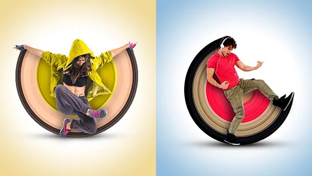 Circular Stretch Effect Full Tutorial (How to Create Circular Stretch Effect in Photoshop)