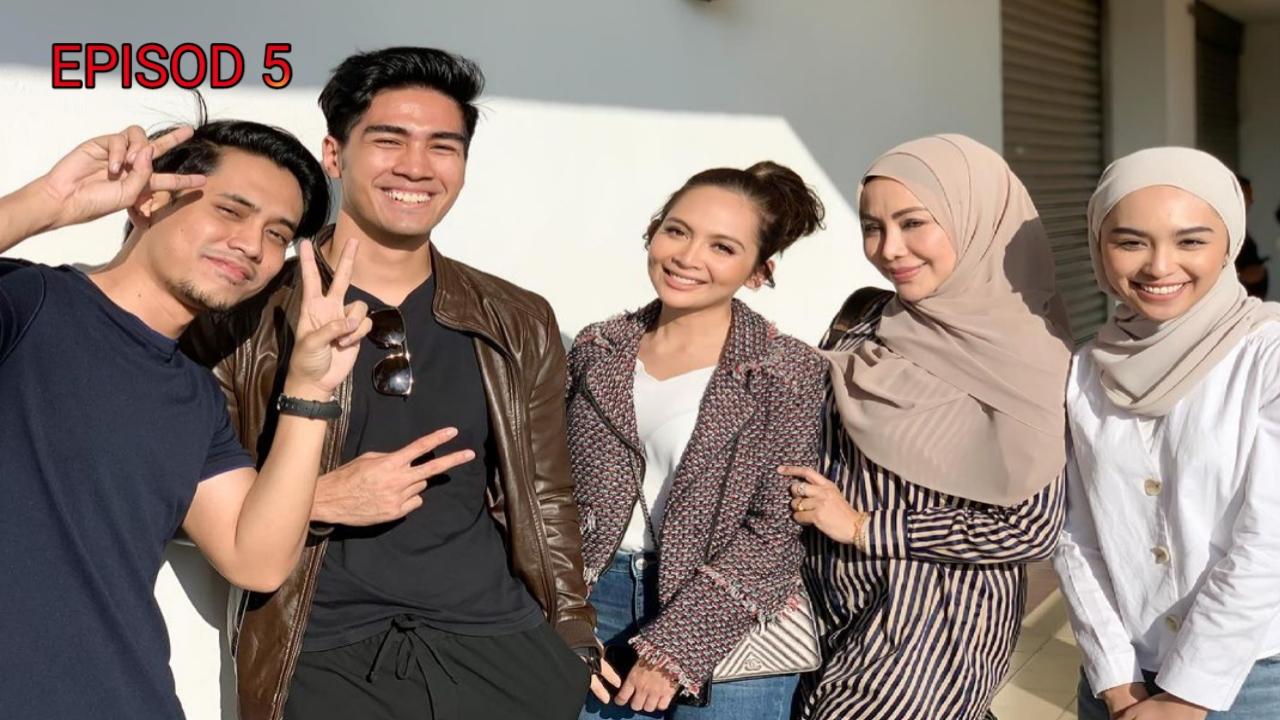 Tonton Drama Kisah Cinta Rumi Episod 5 (Lestary TV3)