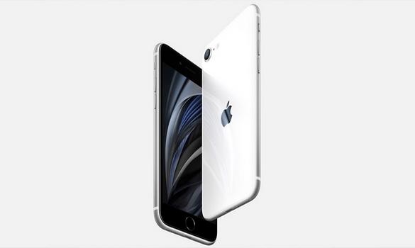 هاتف ابل الجديد iPhone SE 2020 بمواصفات قوية و سعر رخيص جدا !!