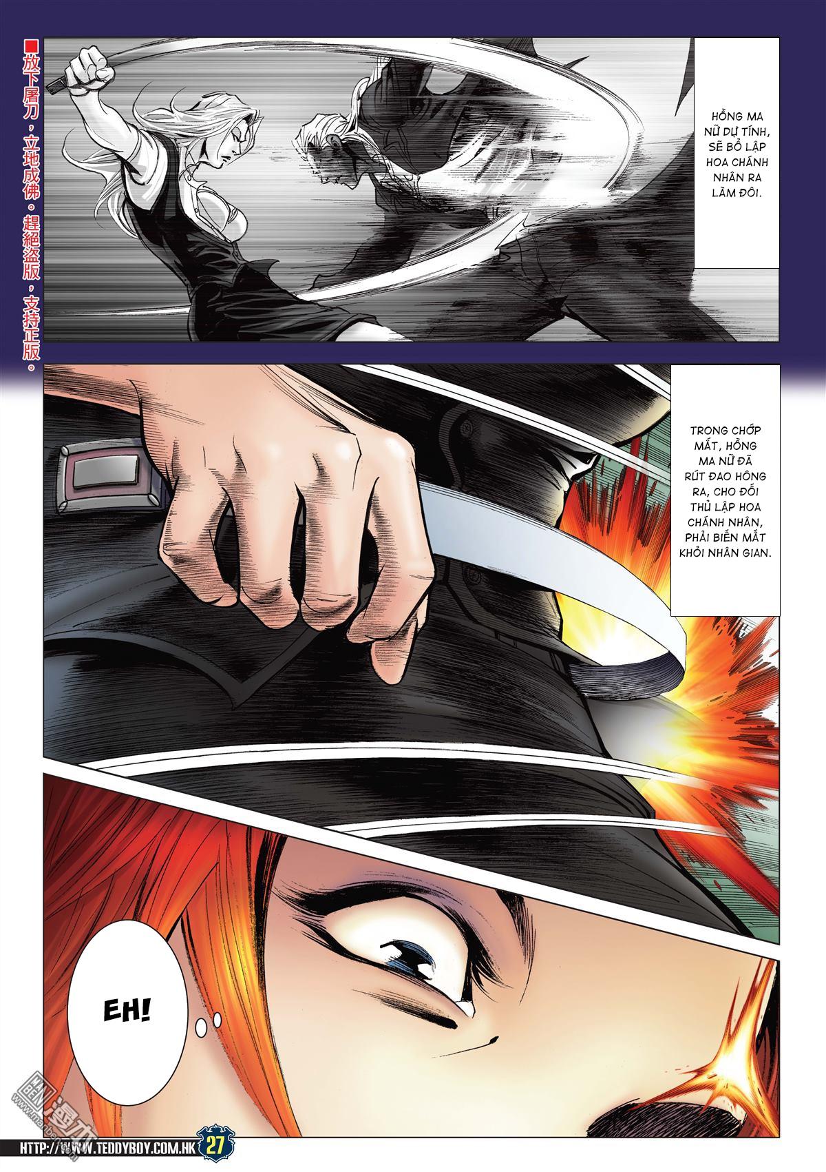 Người Trong Giang Hồ RAW chap 2072 - Trang 26