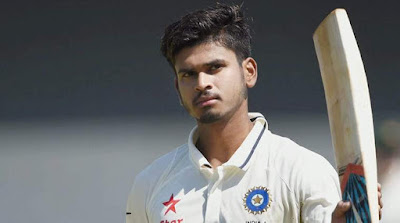 Shreyas Iyer Biography, Age, Height, Weight