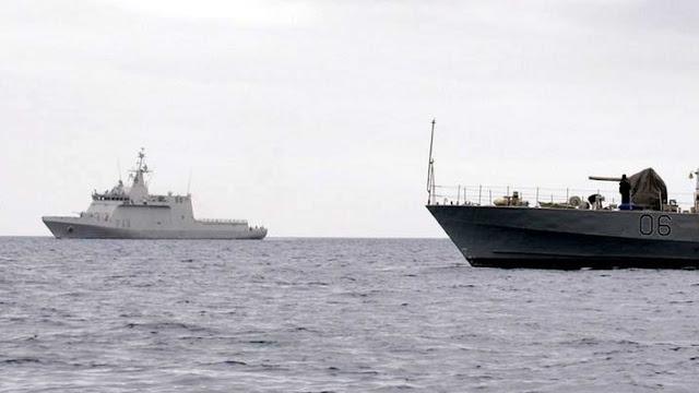 Barcos Armada