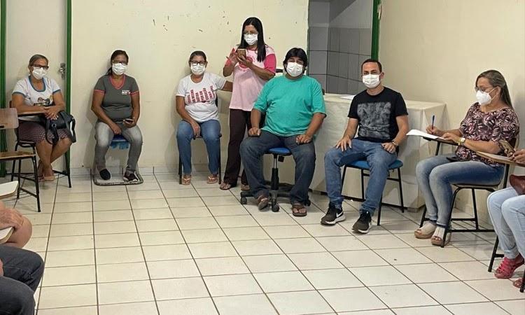 Prefeito Phellipe Brito cumpre extensa agenda de compromissos em Ituaçu