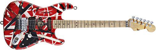 La Primera Guitarra de Estilo Superstratocaster