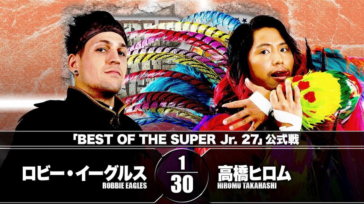 Cobertura: NJPW Best Of The Super Juniors – Day 6 – Atemporal!