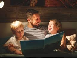 benefits of reading stories to children.