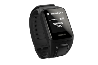 TomTom Spark Cardio + Music Fitness Tracker
