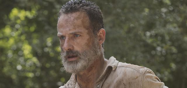 'The Walking Dead': Andrew Lincoln traz atualização sobre o filme de Rick Grimes