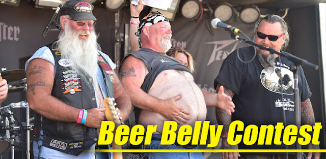 Beer Belly Contest