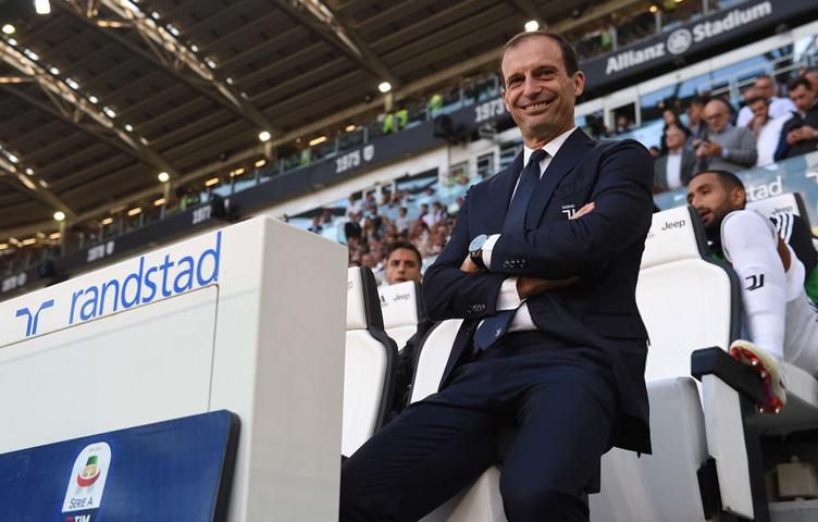 "Allegri: ""Serie A je uvijek težak šampionat"""