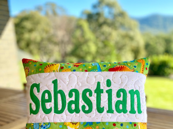 Custom Name Cushions