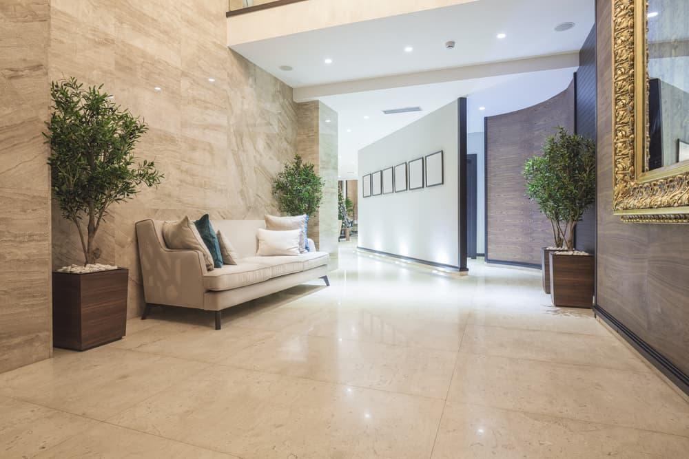 Cara Membersihkan Lantai Marmer Dengan Mudah