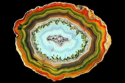 Condor agate Types of Agate With Photos
