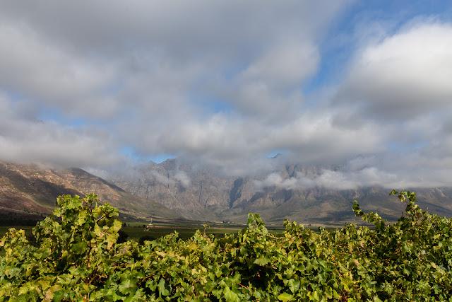 Slanghoek Valley Breedekloof wine route