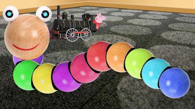 Peppa Pig. Canción de los juguetes 7
