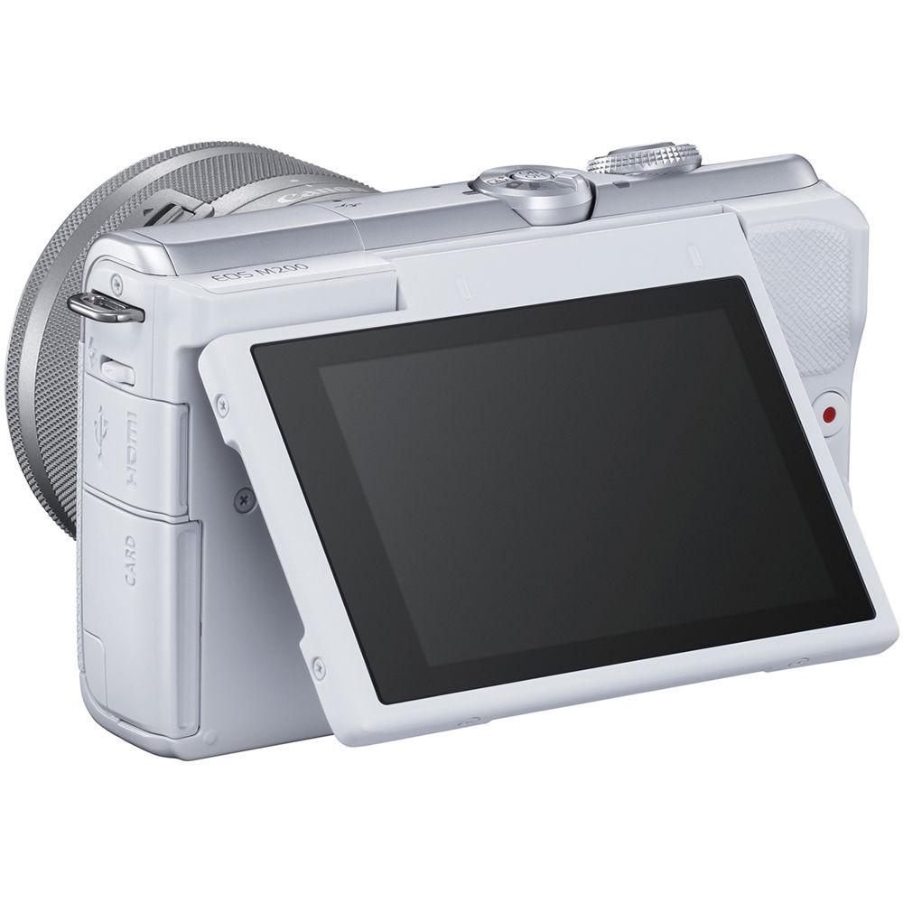 Откидной экран Canon EOS M200