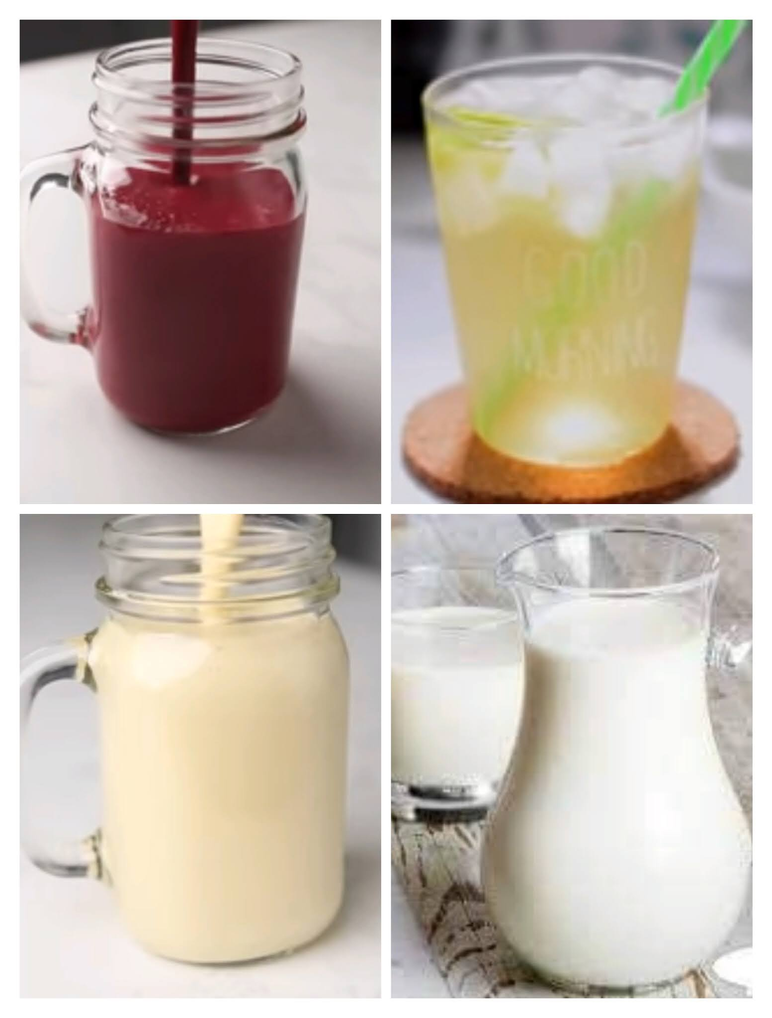 المشروبات الصيفية في رمضان -الجزء الثاني-