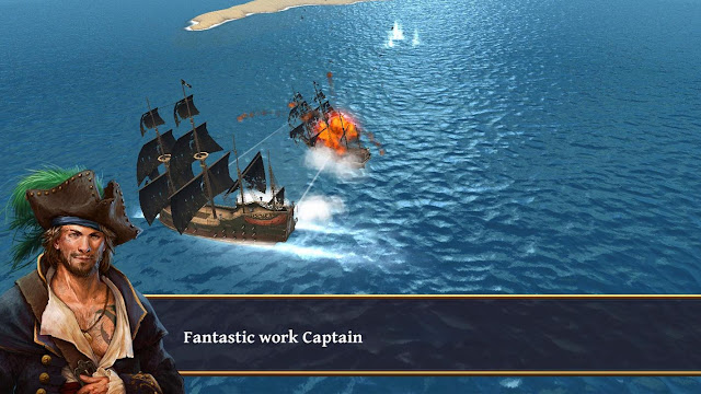 Ships of Battle – Age of Pirates – Warship Battle